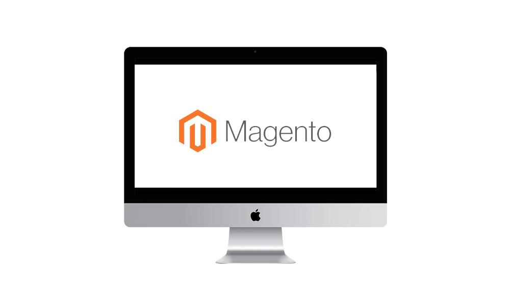 Diseño de paginas web con Magento en Navarra
