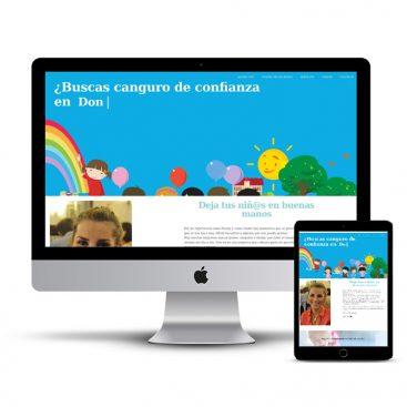 Diseño Página web en San Sebastian