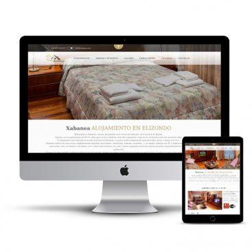 Páginas web en Navarra xabanea