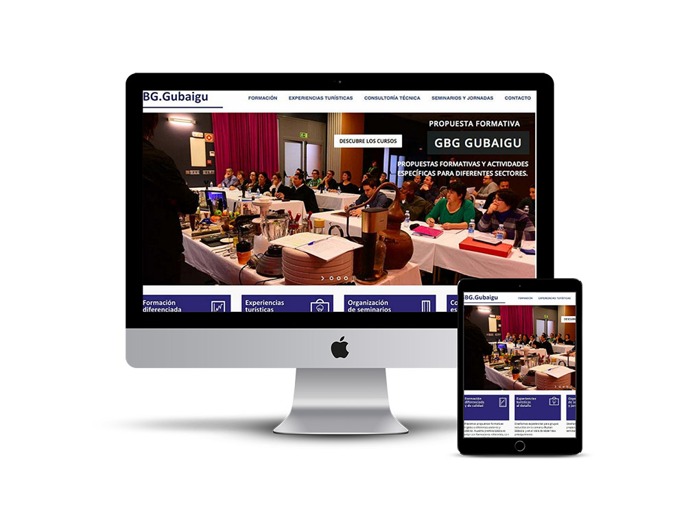 Diseño Página web en Navarra
