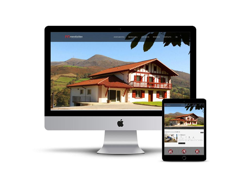 Diseño Página web passivhaus