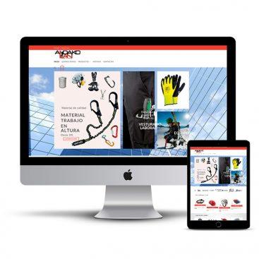Diseño tienda online Navarra