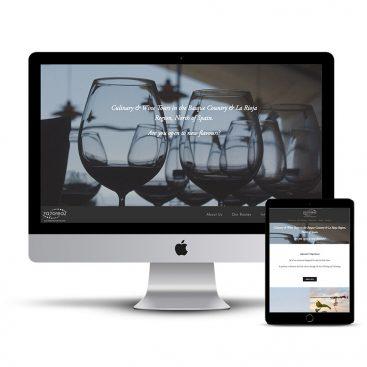 Diseño Página web Zaporeaz