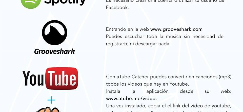 Descargar música gratis de internet