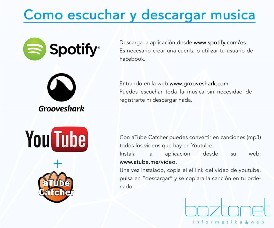 descargar música en línea gratis mp3